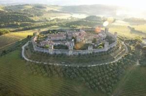 монтериджиони - тоскана - екскурзовод тоскана