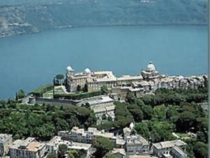 римските замъци кастел гандолфо