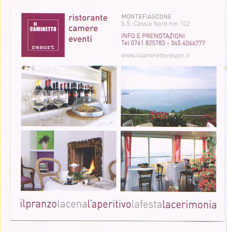 Bolsena hotel restaurant bellavista