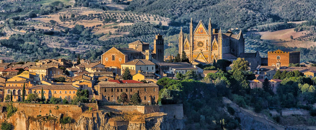 Orvieto private car tours