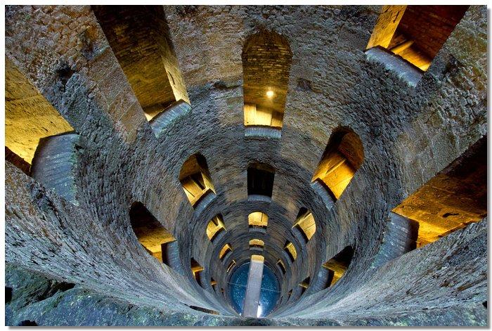 Pozzo di san patrizio Orvieto private tour
