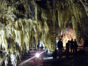 cave around rome tour