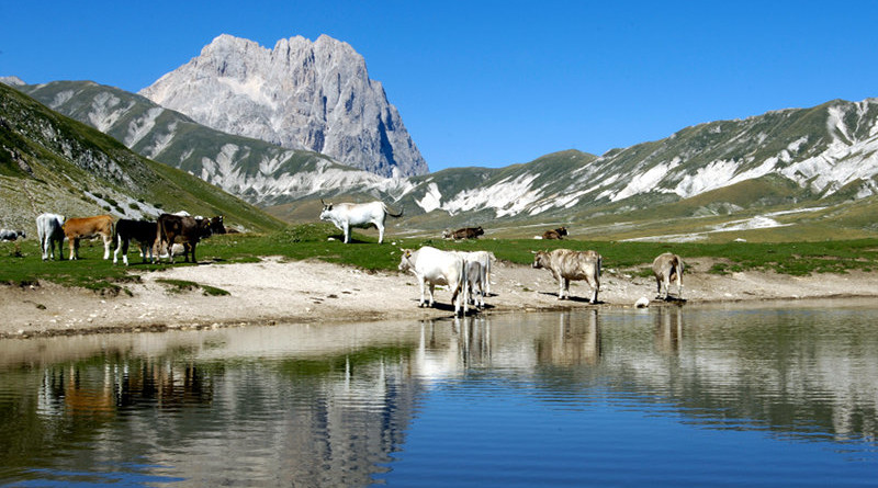 gran sasso private individual car tour from rome