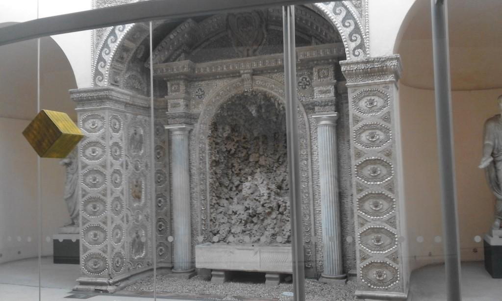 modern art gallery bilotti rome