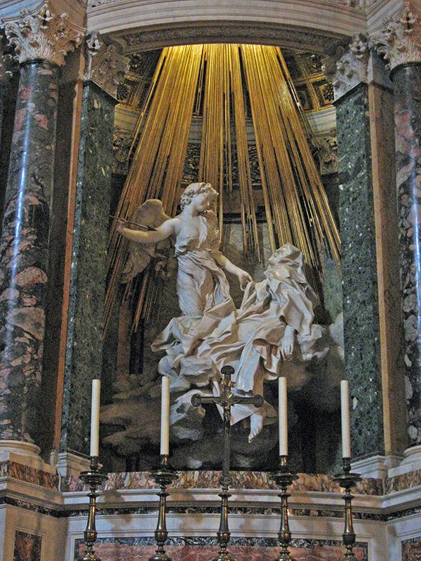santa maria della vittoria rome