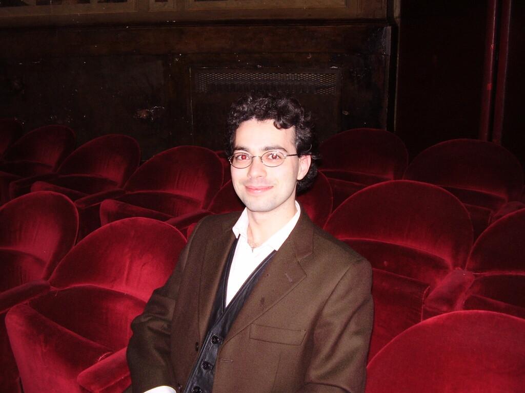 Adel Karanov Teatro comunale di Spoleto - Italy private tours