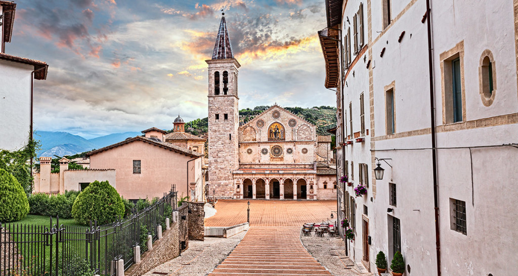Spoleto - Umbria private tour