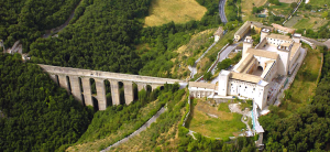 Spoleto private tour from Rome