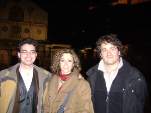 Vanessa Tamburi - Adel Karanov - Mauro Picotto - Guide of Italy