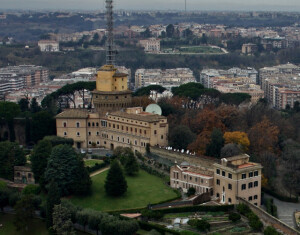 Радио Ватикан башня - Гид в Риме