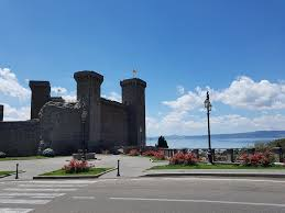 Bolsena castle private tour from Rome