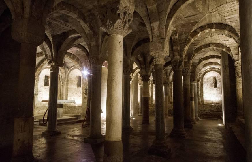 Cripta - Sutri private tour
