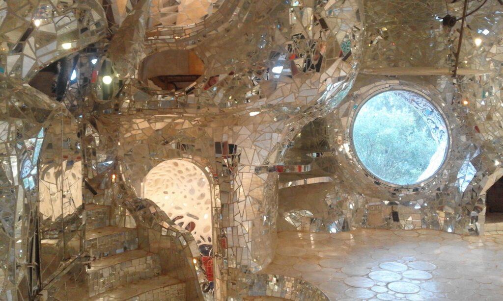 Niki-de-Saint-Phalle Tuscany day tour