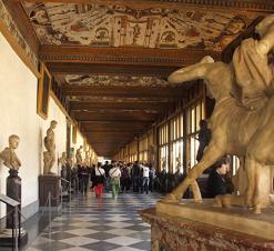 Galleria degli Uffizi - Florence private guide