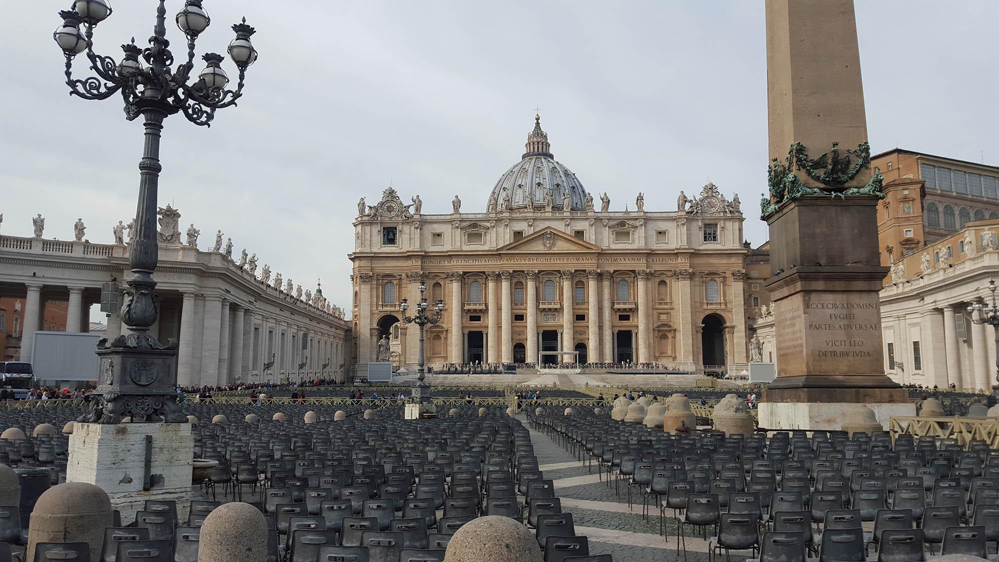 Базилика Святого Петра - Ватикан с гидом