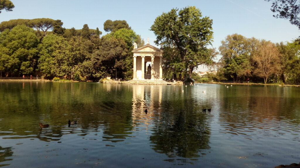 Вилла Боргезе -экскурсия Рим - Италия