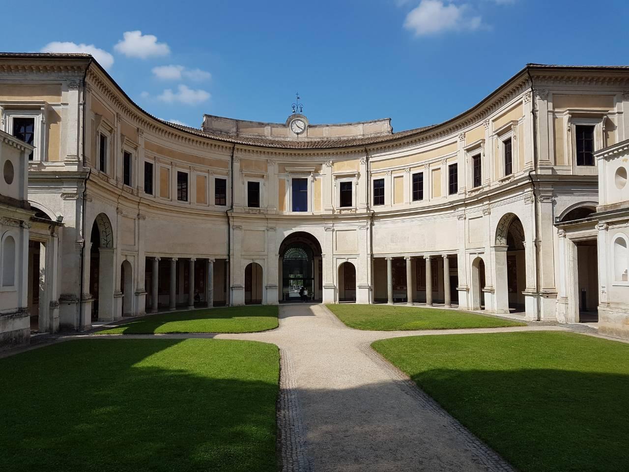 Вилла Юлия - этрусский музей в Риме