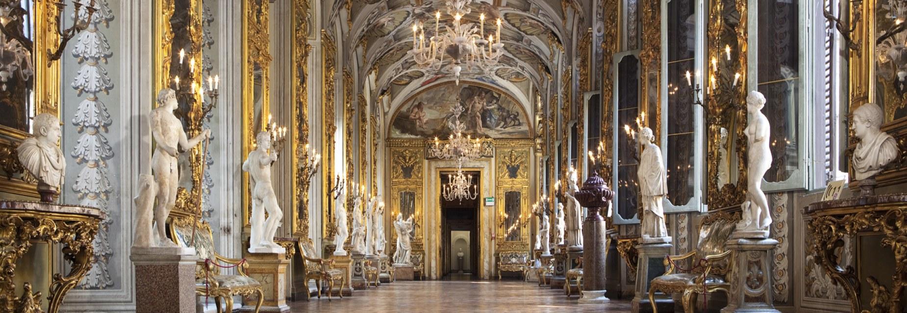 Галерия Дория Панфилии - Екскурзия в Рим -