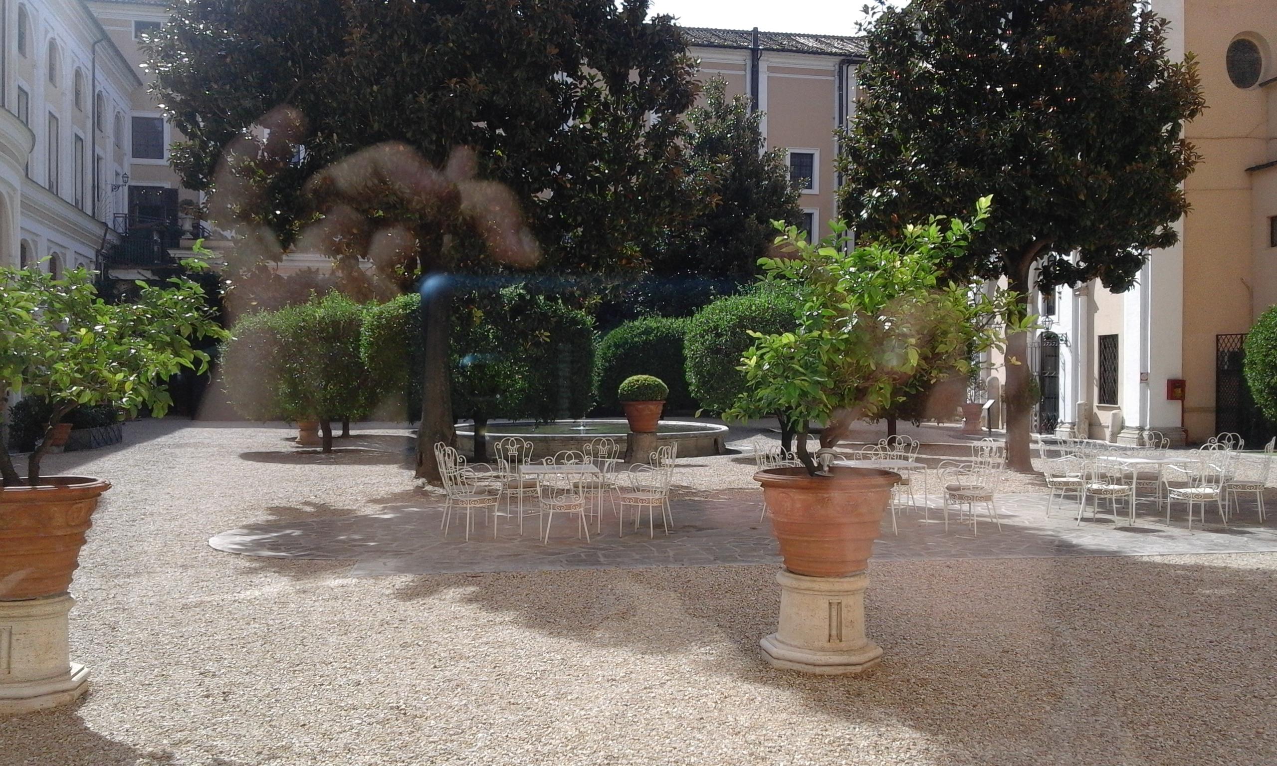 Колонная галерея - VIP-экскурсии в Риме