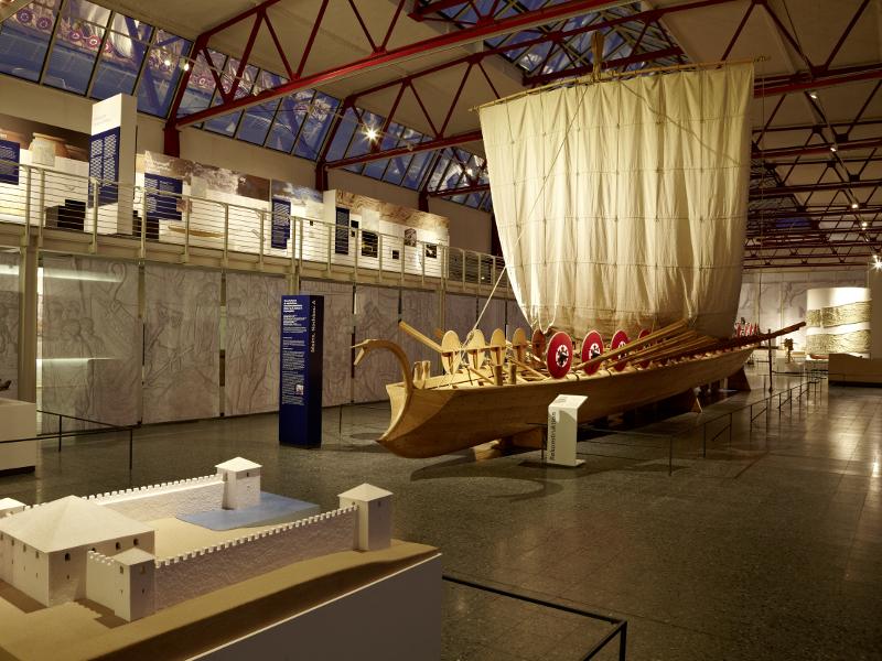 Музей римских кораблей - Неми - Лацио