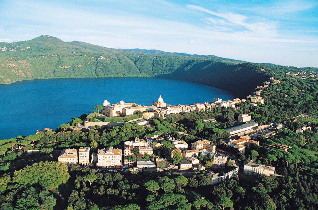 Озеро Албано - Лацио