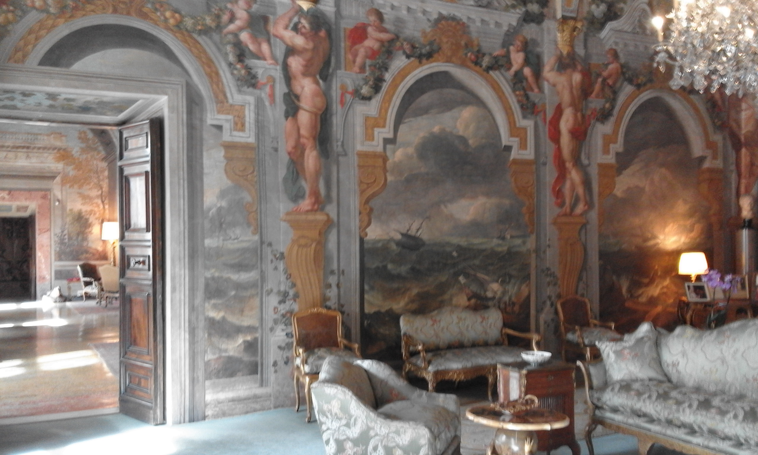 Палаццо Колонна - Рим с екскурзовод