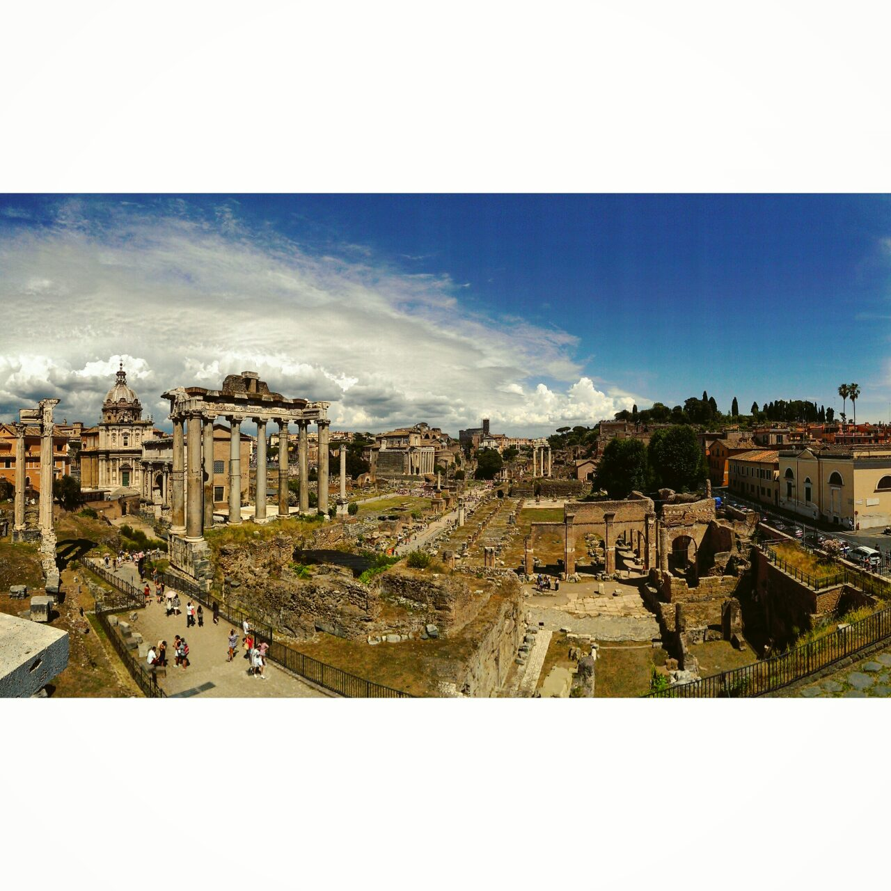 Римский форум 360 - Экскурсия по Риму