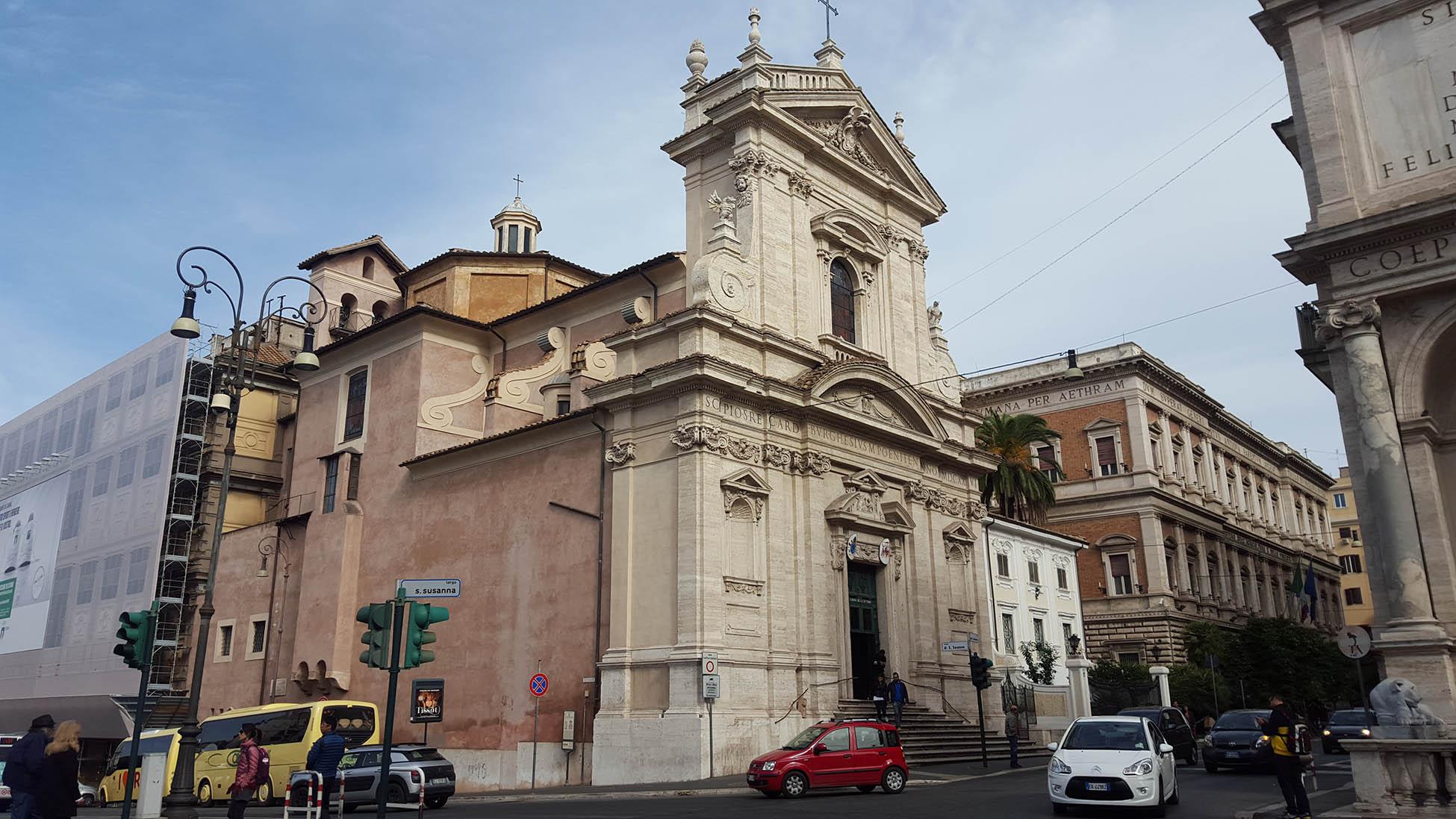 Санта Мария делла Виттория - Гид по Риму