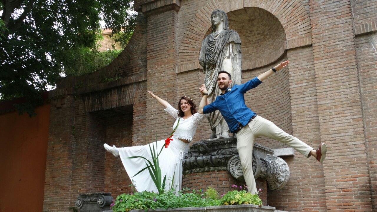 Свадьба в Риме - Экскурсия с гид