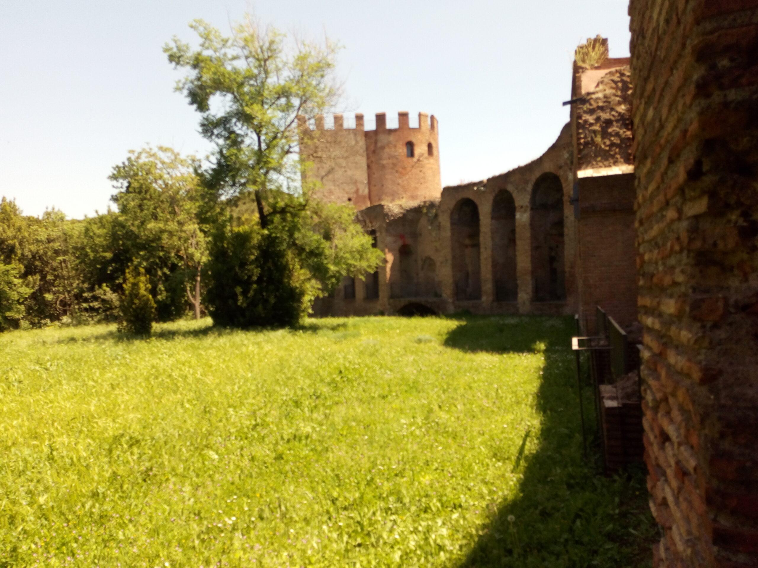 Стены Марка Аврелия в Риме