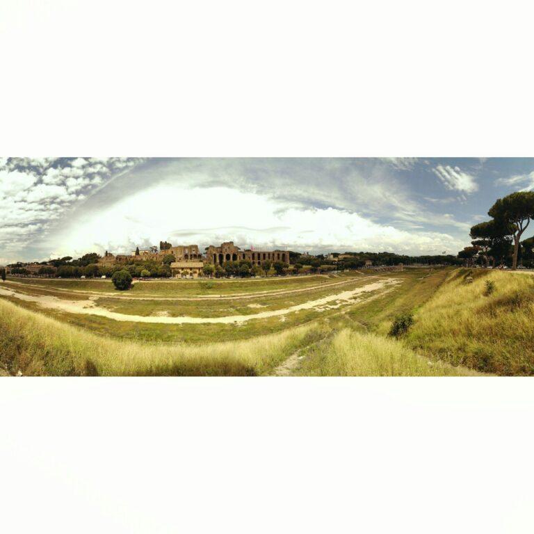 Циркус максимус в Рим 360