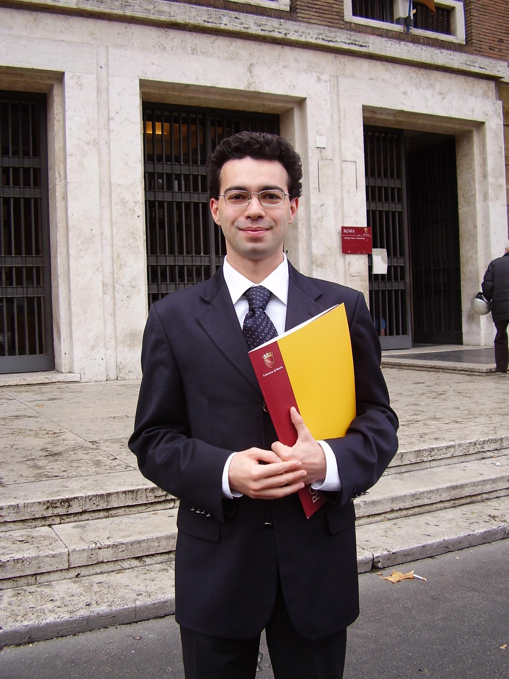 Guide privé à Rome