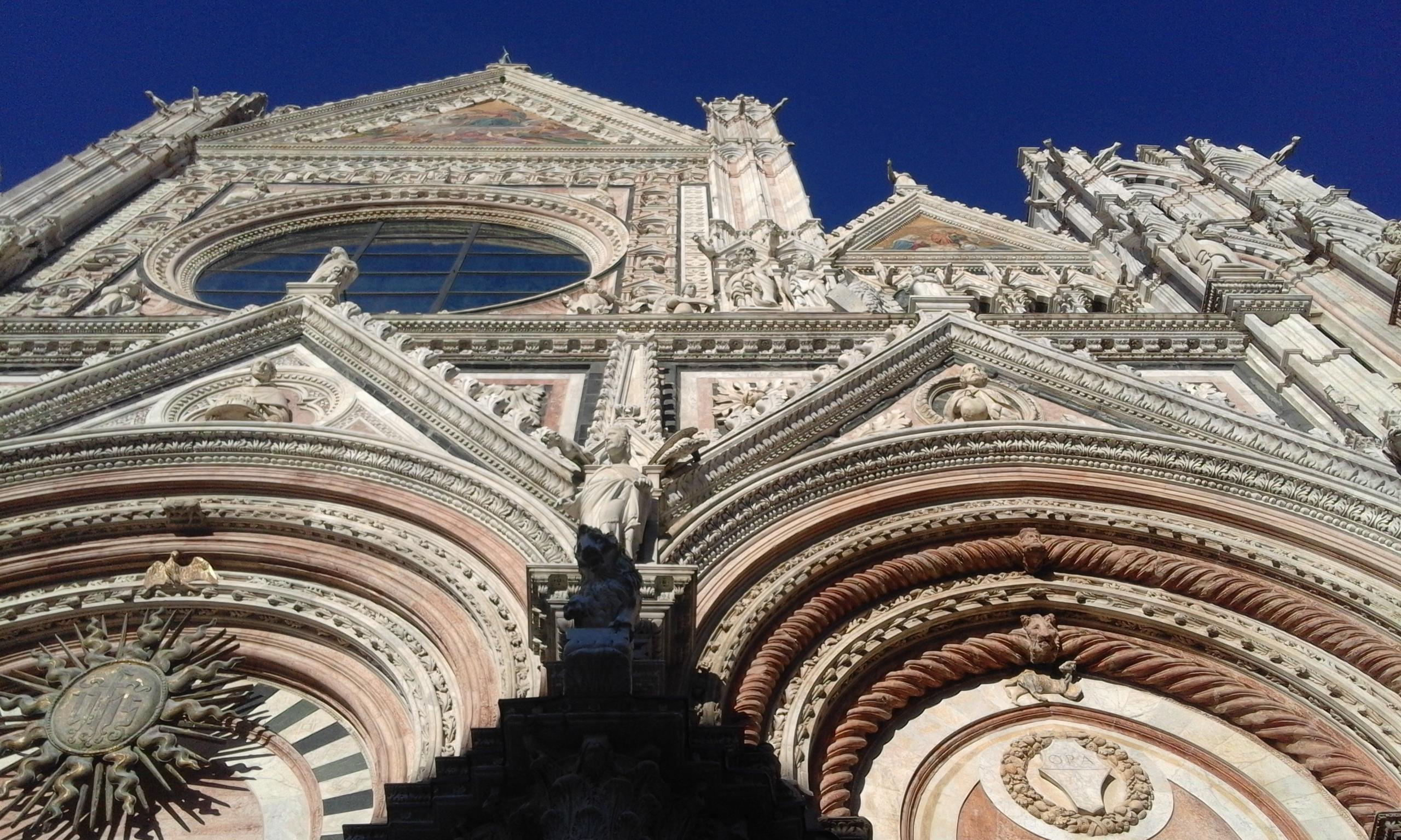 Duomo of Siena - Tuscany private tour