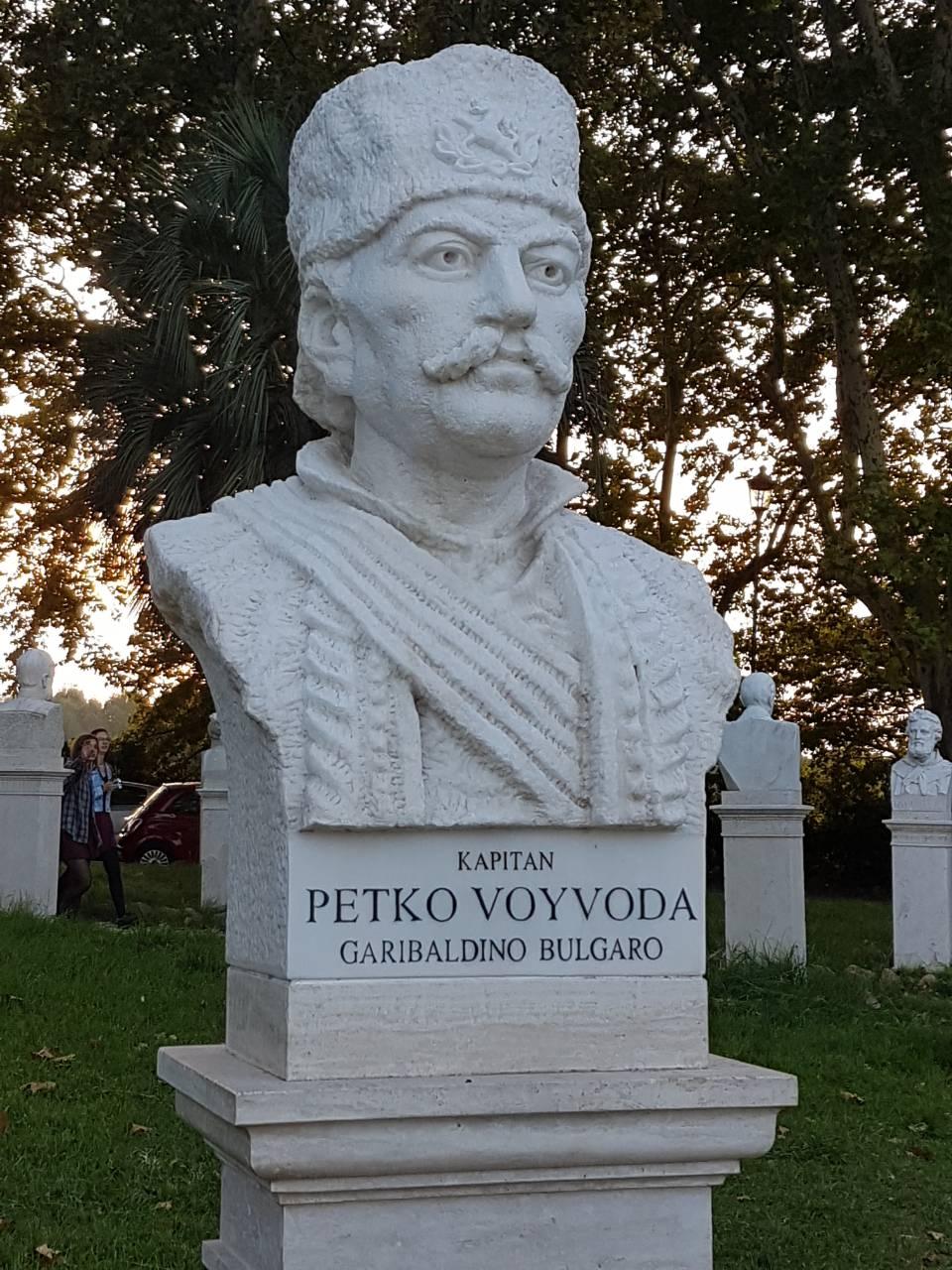 Kapitan Petko Voivoda - giannicolo - Rome