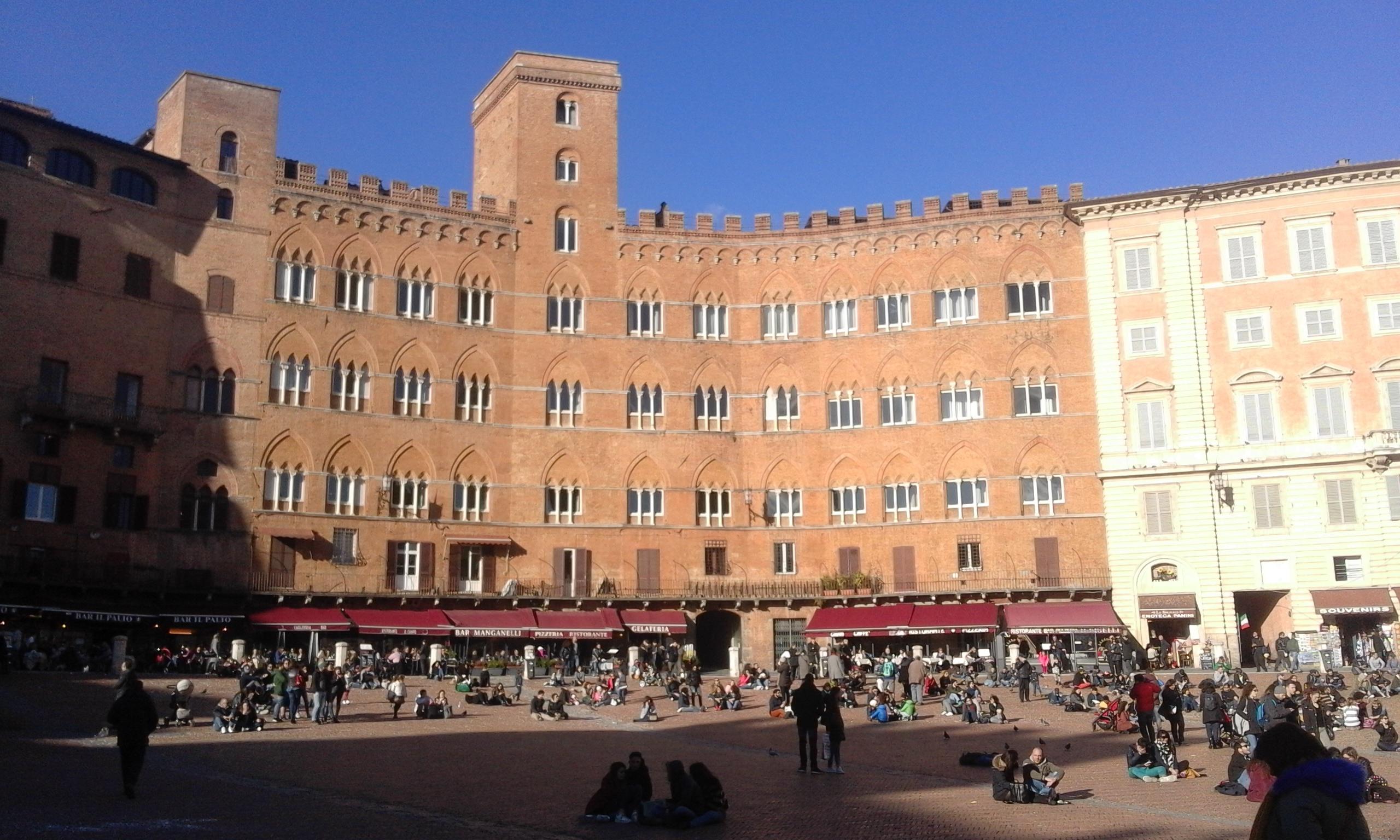 Piazza del Campo - Siena - Tuscany private tour