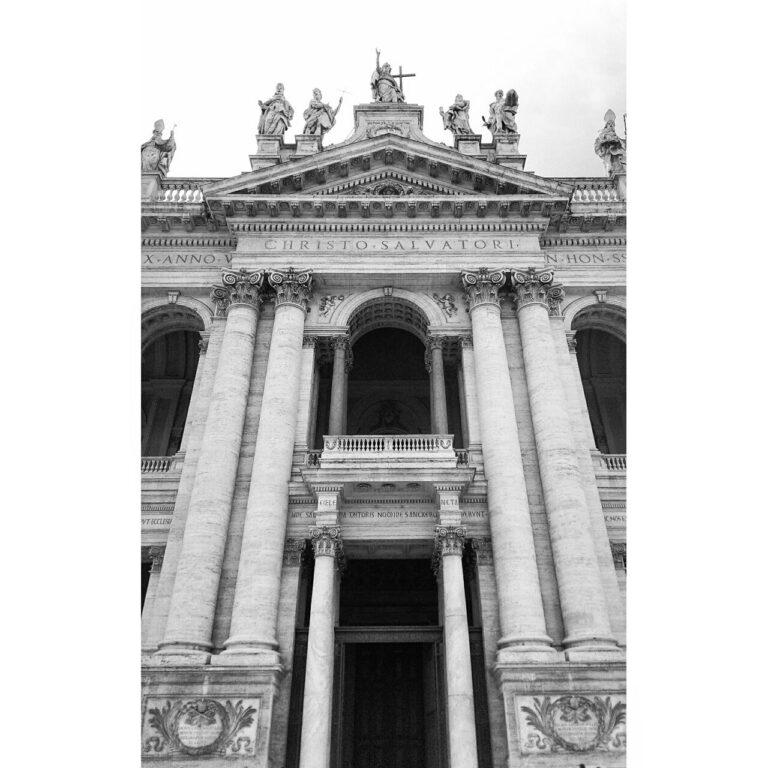 San Giovanni in Laterano - Rome car tour