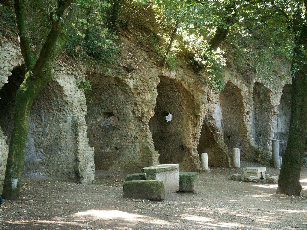 Villa Gregoriana private tour
