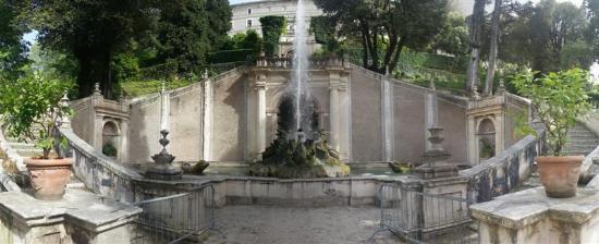 Villa-d-Este Tivoli