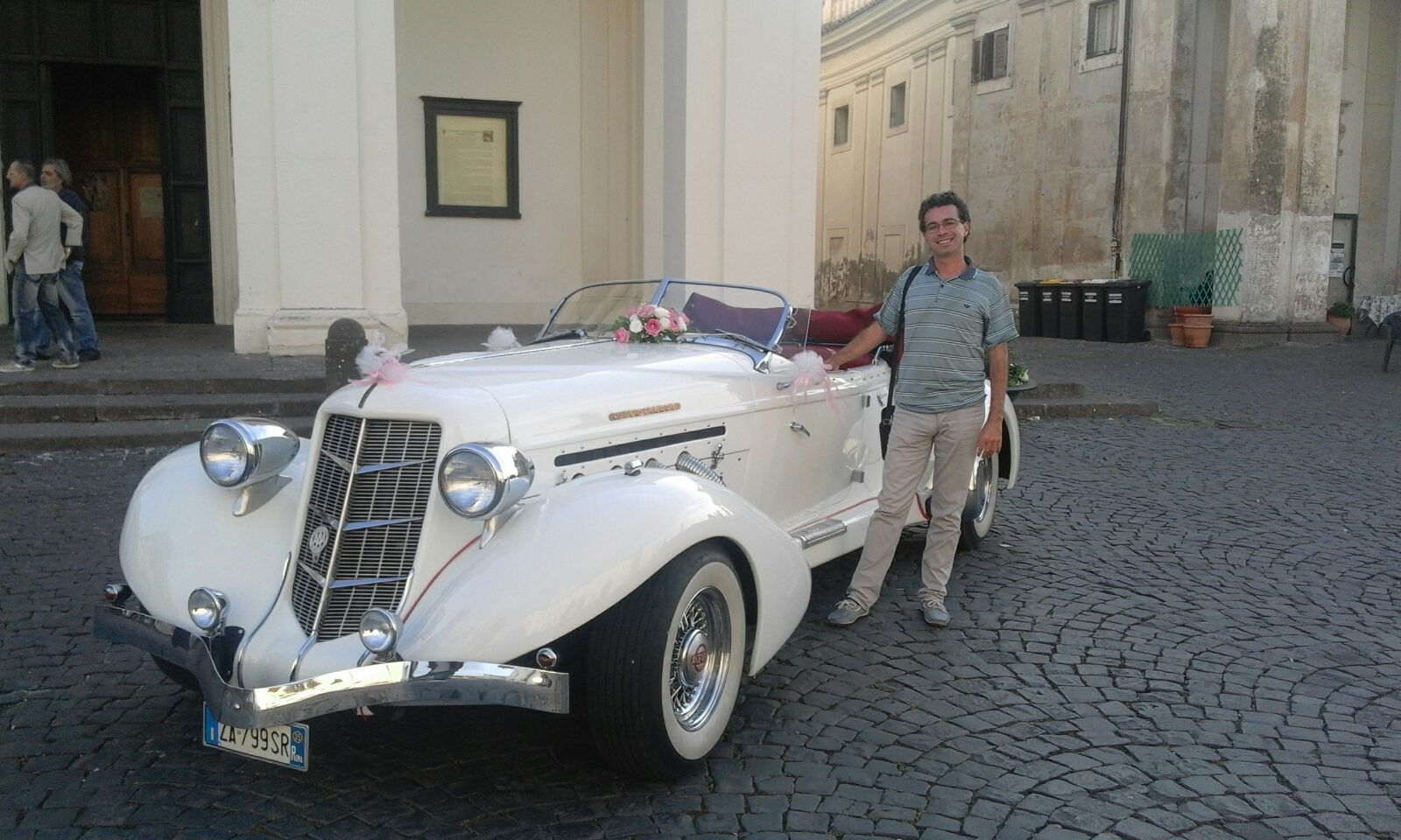 ROMA Private car tours