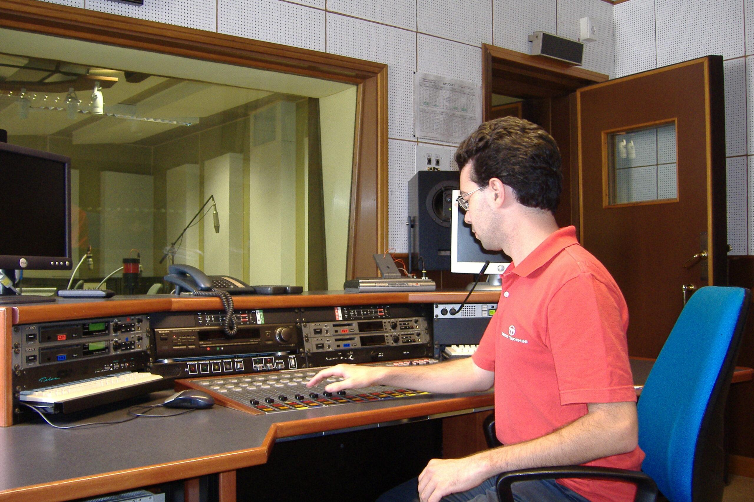 Адел Каранов - Радио Ватикана