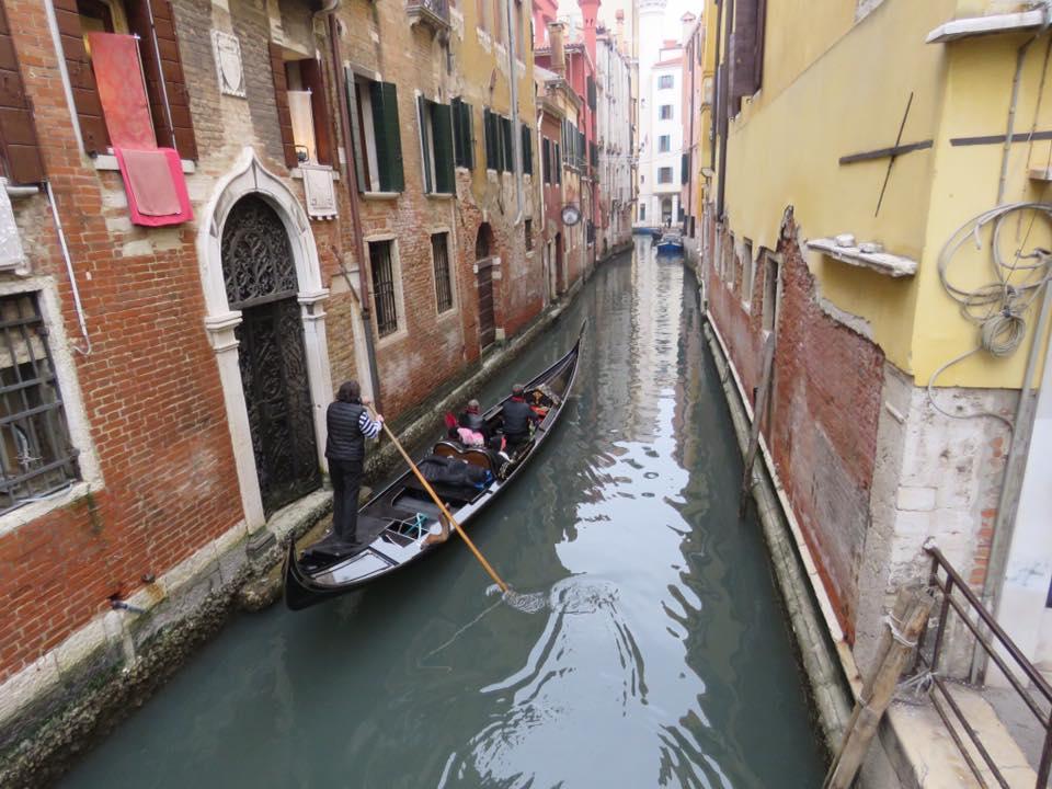 Венеция -Пешеходная экскурсия