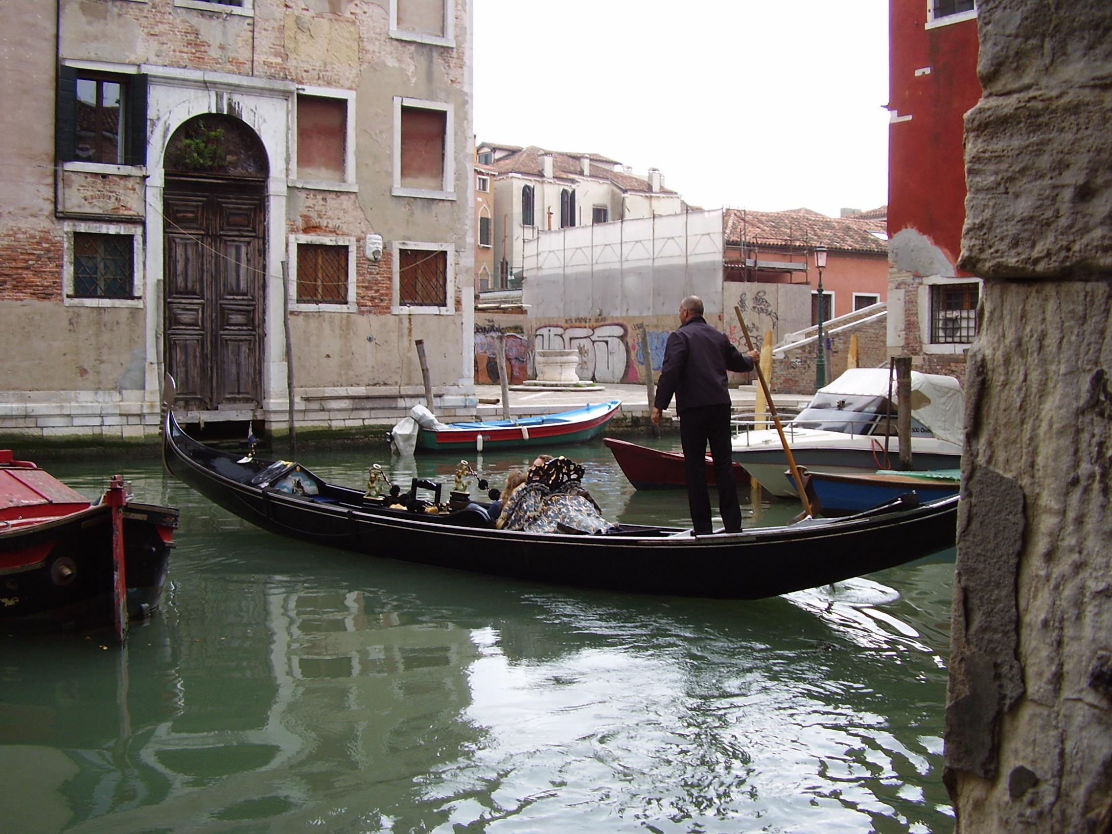 Гондола - частна обиколка на Венеция