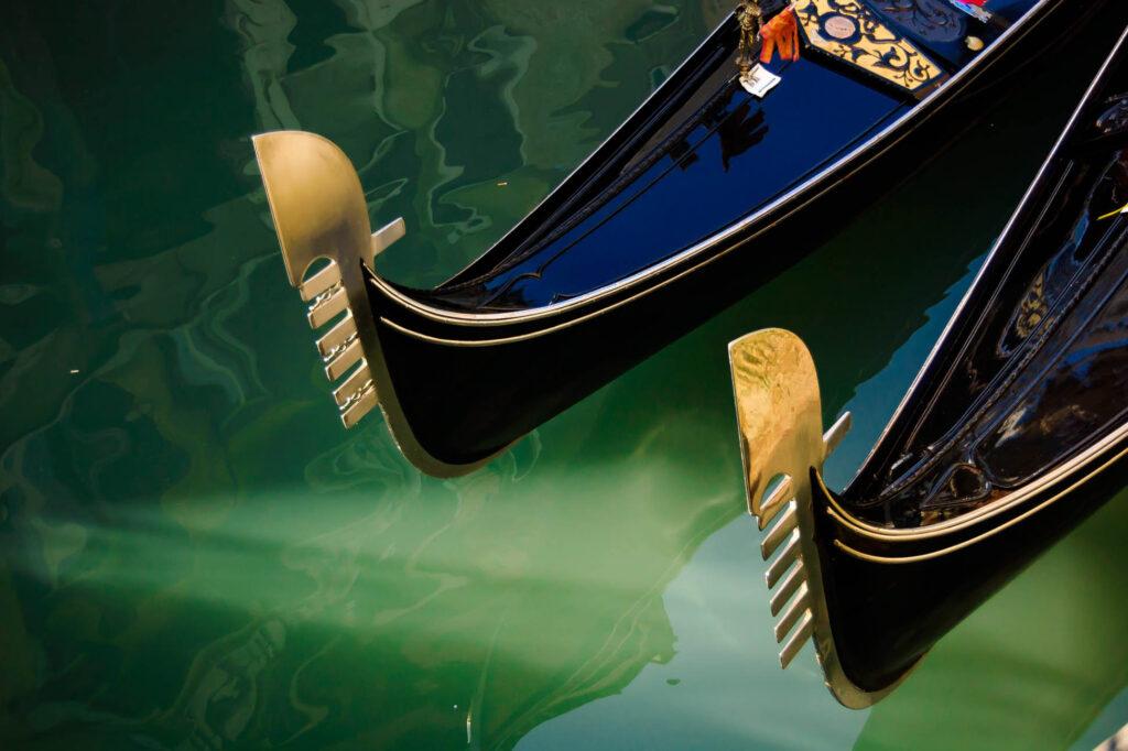 Гондолы Венеции -экскурсия по Венеции
