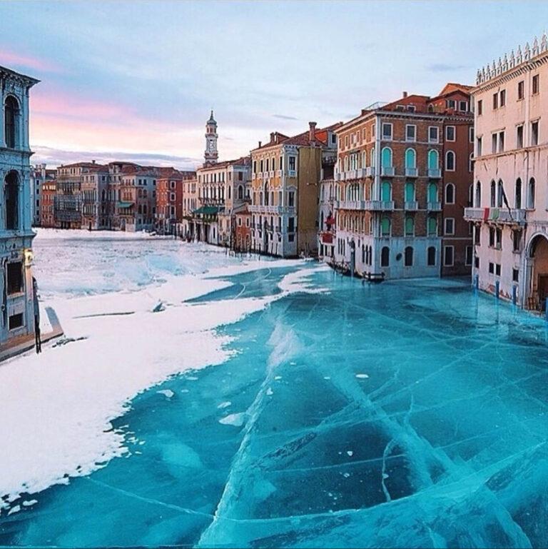 Зима в Венеции - частная экскурсия по Италии