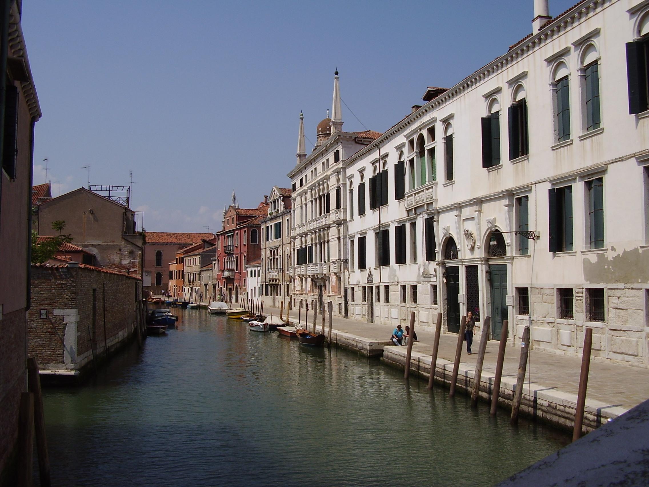 Каналы Венеции - Венето - частный гид по Италии