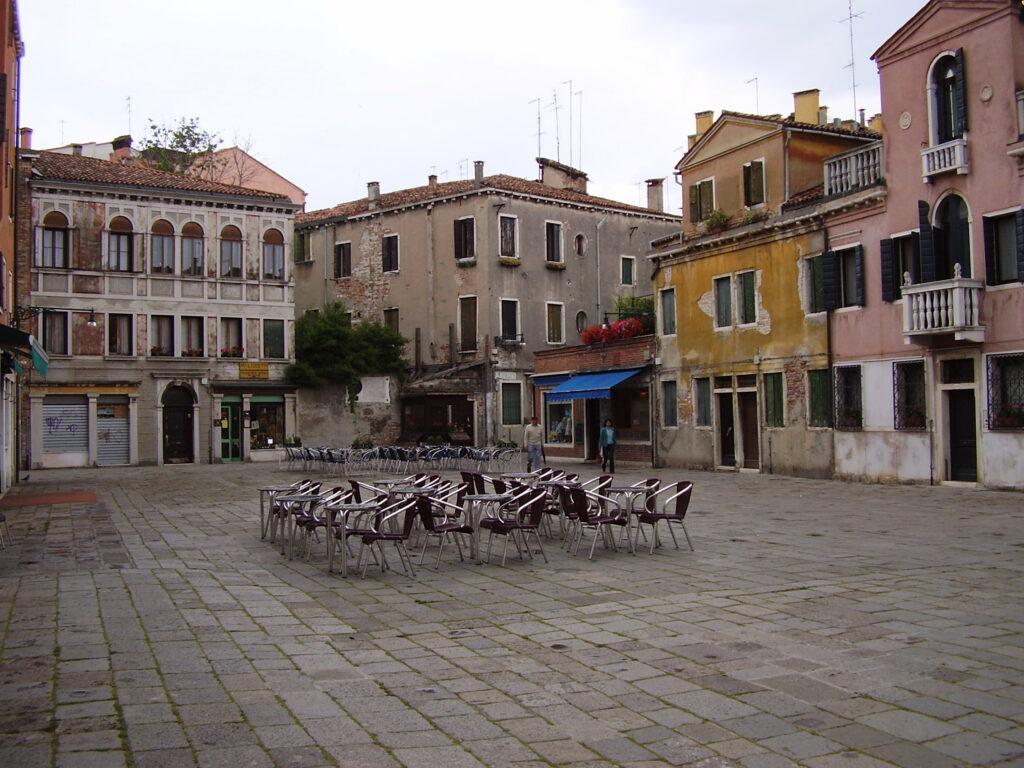 Кафе в Венеции - частные экскурсии по Италии