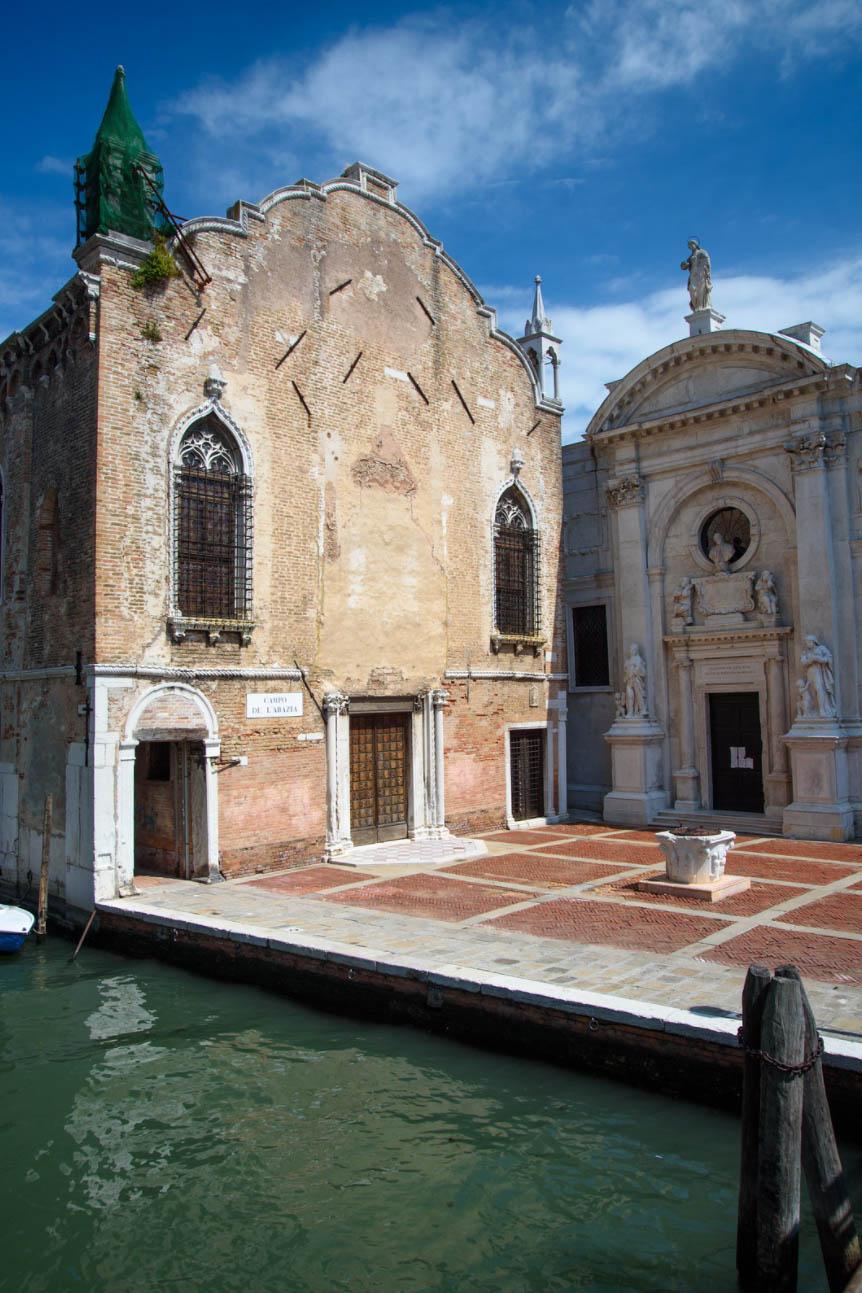 Киеза делла мисерикордия - Каннареджо - частная экскурсия по Венеции