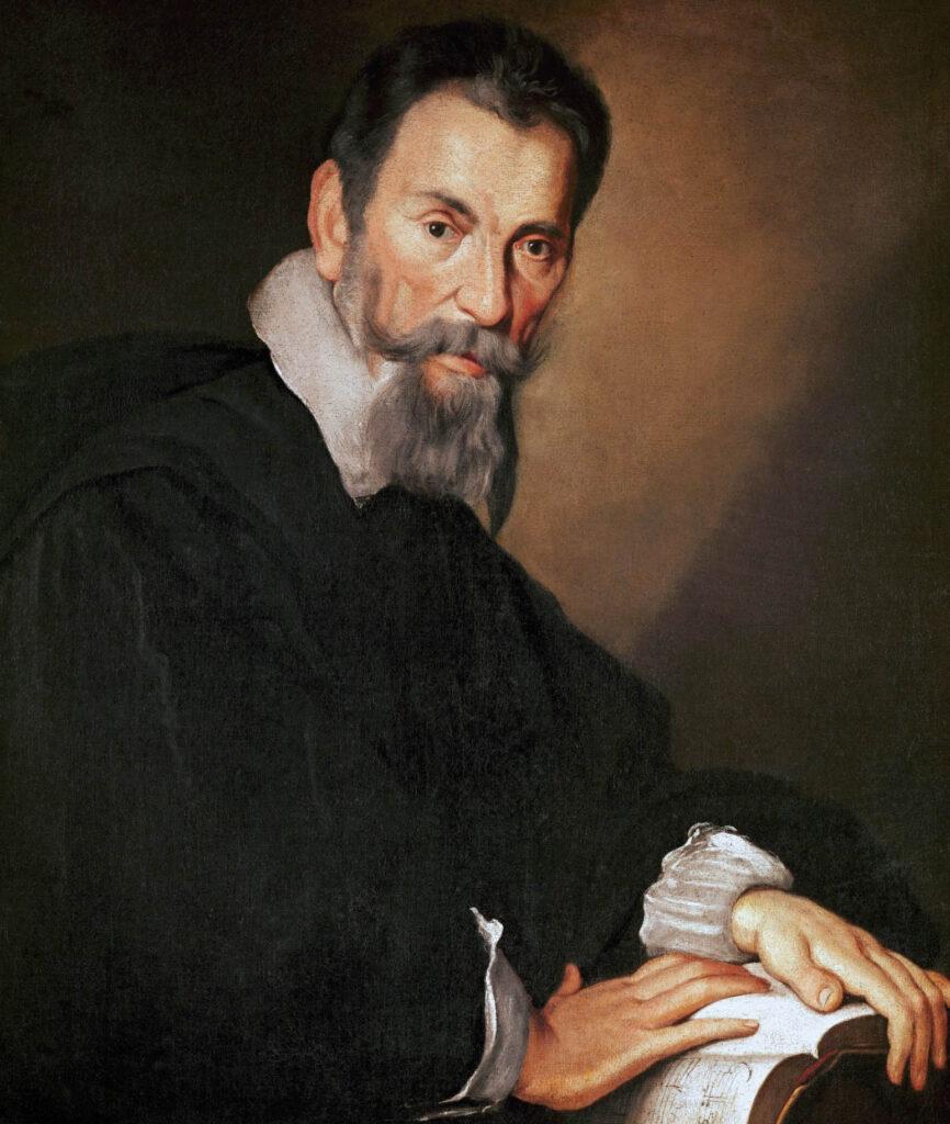 Клаудио Монтеверди Бернардо Строцци -1640 - Венецианская музыкальная школа