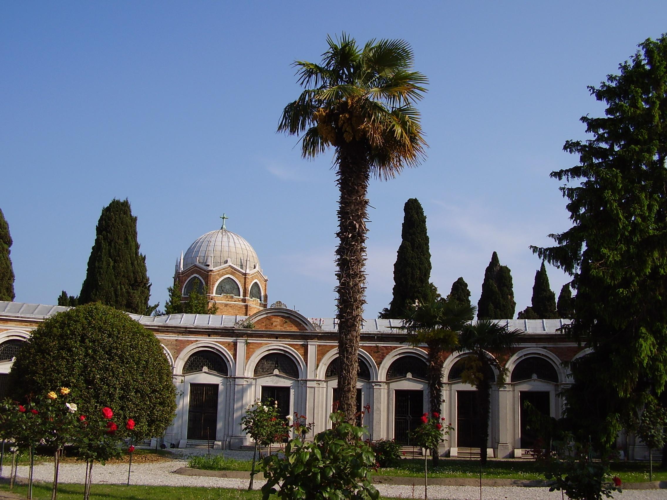 Монументално гробище на Венеция - частен екскурзовод в Италия