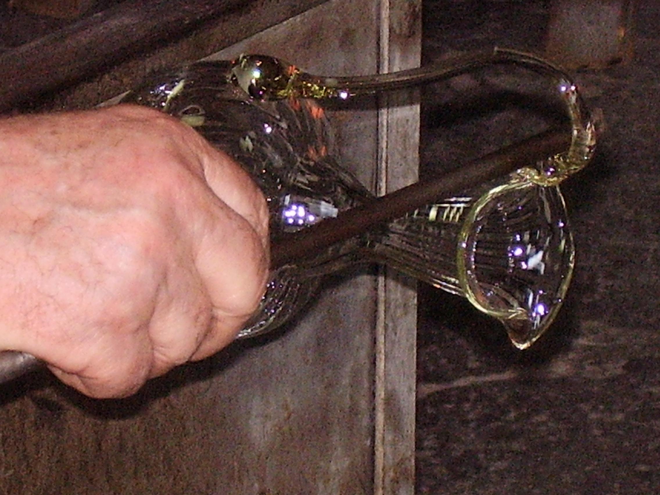 Муранско стъкло лаборатория -моделиране на оформяне охлаждане отопление и продухване - Венеция частна обиколка